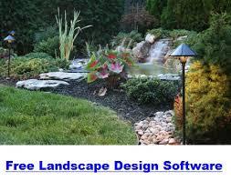 Professional Home Design Software Reviews Free Landscape Design Software Jpg