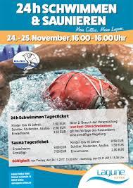 Laguna Bad 24 Stunden Schwimmen In Cottbus Psv Cottbus 90 E V Abteilung
