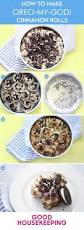good housekeeping thanksgiving recipes easy oreo cinnamon roll recipe