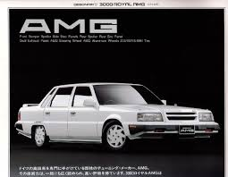 mitsubishi amg 歐系大廠染指日本車的90年代 mitsubishi galant amg edition charade