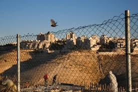 one state solution maybe best for israel and palestinians time