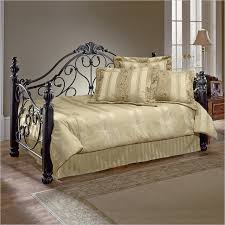 Metal Daybed Frame Beautiful Mattress And Metal Daybed For Better Rest In Home