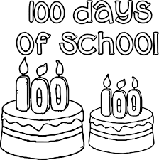 beautiful 100 day coloring sheets photos best printable coloring