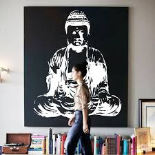 Aliexpresscom  Buy Art New Design Indian Buddha Religion Wall - Home decoration suppliers