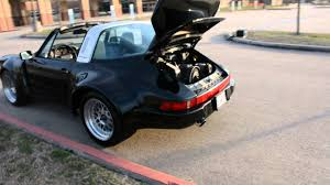 porsche 964 wide body 911 carrera targa 2 door 1988 porsche 3 2l iroc rsr wide body