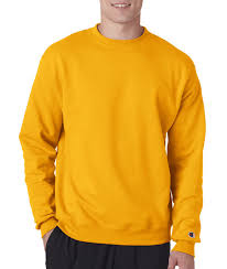 champion sweatshirt men u0027s 9 oz 50 50 ecosmart crew neck solid