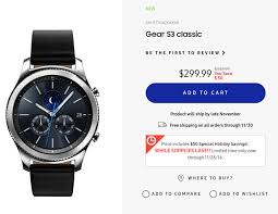 black friday deals on mens watches black friday deals get money off the gear s3 s2 and other tizen