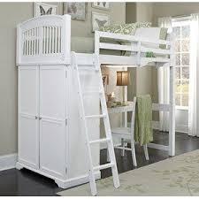 Bunk Bed Loft With Desk Best 25 Bunk Bed Desk Ideas On Pinterest Bunk Bed With Desk
