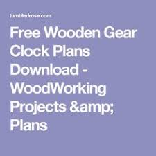 Free Wood Clock Plans Download by Wooden Clock Wooden Gear Clock Plans Free Dxf Wooden Clock