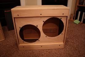 guitar speaker cabinets diy guitar speaker cabinet plans www stkittsvilla com