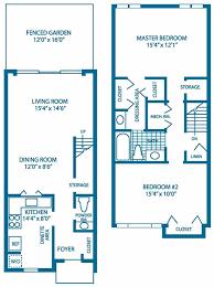 floor plans dreshertowne rental townhomes in horsham