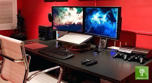 Gamer Computer Desks Gaming Station Computer Desk Gaming Station Computer Desk