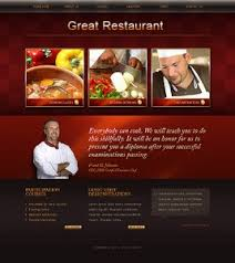 restaurant website design restaurant web designing services