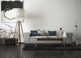 Dark Rug Living Room Beige Corner Sofa With Square Coffe Table Feat Grey