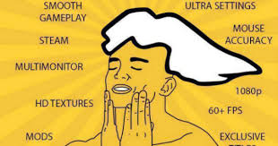 funny upgrades console peasants and glorious master race by
