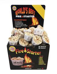 50 fire starters in a box u2013 qwick wick canada inc
