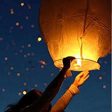candle balloon buy honestystore sky lantern paper lamp light wish candle light