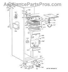 ge wr50x45 thermostat appliancepartspros com