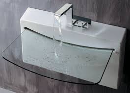 Glass Bathroom Sink Vanity Glass Bathroom Sinks And Vanities Crafts Home