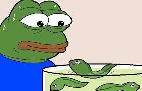 pepe the meme frog home facebook