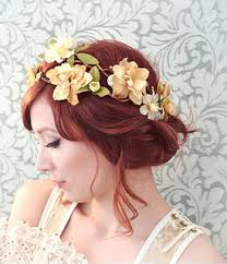 hair wreath vintage hair wreath pictures photos and images for