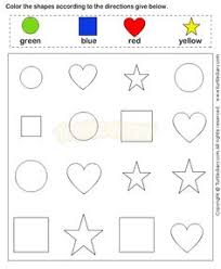 kindergarten activities big and small printable worksheets for toddlers age 2 comparing objects sizes big