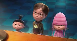 margo agnes edith despicable me agnes sooo cute and sweet