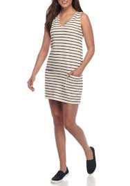 french connection normandy stripe dress belk