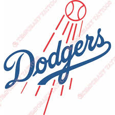 los angeles dodgers temp tattoos customize temporary tattoos