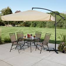 Offset Patio Umbrella With Base Calm Patio Bench And Offset Patio Patio Bench In Patio Table Also