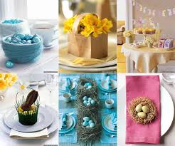 Easter Decorations For Home 50 Easter Decorating Ideas Moco Choco