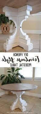diy round farmhouse table best 25 round farmhouse table ideas on pinterest farmhouse diy round