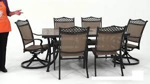 Hampton Bay Belleville 7 Piece Patio Dining Set - hampton bay patio set 6 piece u2014 all home design ideas
