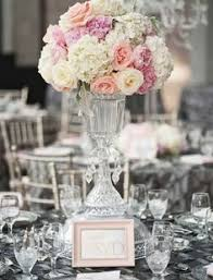 Centerpieces For Wedding White Reception Wedding Entrancing Flower Centerpieces For