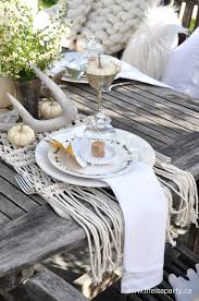 outdoor thanksgiving outdoor neutral thanksgiving fall table