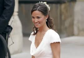 middleton pippa maid of honor pippa middleton steals the show at royal wedding ny