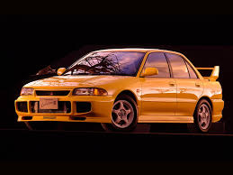 mitsubishi lancer mitsubishi lancer evolution through the years autoevolution