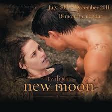 Twilight New Moon Official Calendar 2011 Twilight New Moon Calendars 2018 On