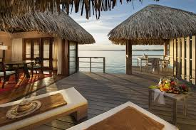 st regis bora bora one bedroom overwater lagoon view villa