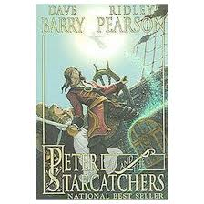 and the starcatchers reprint paperback dave barry