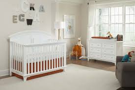 Westwood Convertible Crib Westwood Jonesport Convertible Crib And Dresser In White N