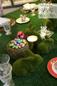 Easter Table Setting How To Create The Perfect Easter Table Setting U2014 Nicole O U0027neil