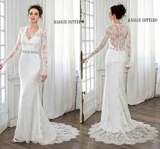 wedding dress lace back and sleeves 2015 ivory vintage wedding dresses bridal gowns with