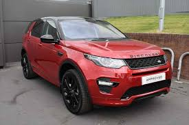land rover discovery sport used land rover discovery sport for sale listers