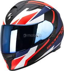 scorpion motocross helmets scorpion exo 510 air fujin integral helmet motoin de