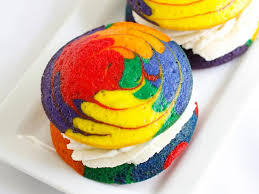 tie dyed sweets food network family recipes and kid friendly