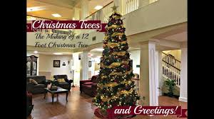 12 foot christmas tree new christmas trees and greetings the of a 12 foot