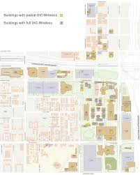 Student Center Floor Plan by Uic Wifi Locations Academic Computing And Communications Center