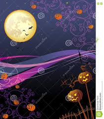 spookyt halloween background spooky halloween night sky stock vector image 70900889