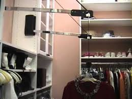 automated wardrobe lift extended lift an electric motorized